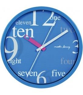 Zegar ścienny analogowy Perfect 9168