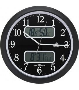Zegar ścienny analogowy Perfect 982 RC