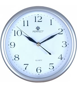 Zegar ścienny analogowy Perfect MP 17