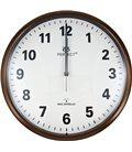 Zegar ścienny analogowy Perfect HT 954 D3 Brązowy
