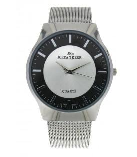 JORDAN KERR B7204 IPS czarno-srebrna tarcza