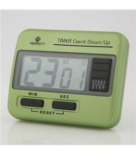 Minutnik LCD Perfect TM 86 Zielony