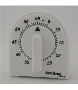 Minutnik analogowy KT 200 Biały