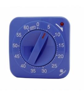 Minutnik analogowy Perfect TM 67 Niebieski