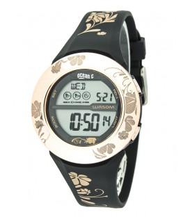 Zegarek naręczny Oceanic M1052 czarny