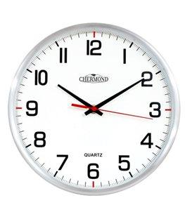 Zegar kwarcowy analogowy Chermond 9651