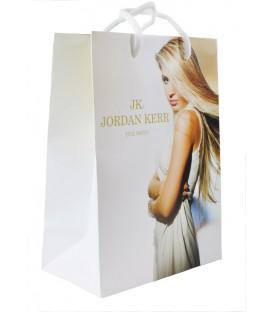 Torba papierowa Jordan Kerr biała