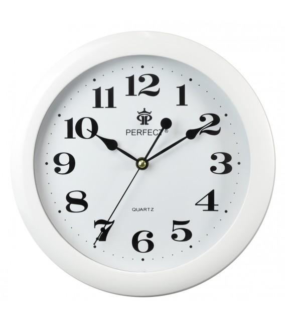 Zegar ścienny Perfect LA brązowy