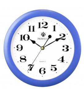 Zegar ścienny Perfect LA biały