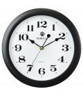 Zegar ścienny Perfect LA czarny