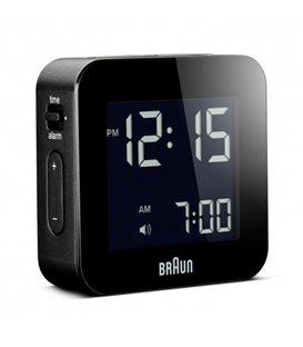 Budzik turystyczny LCD Braun BNC008BK