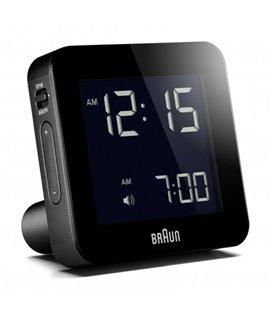 Budzik turystyczny LCD Braun BNC009BK