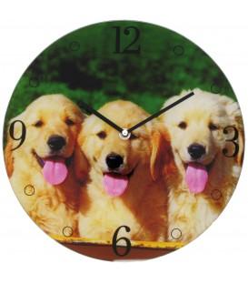 Zegar ścienny analogowy HDG471