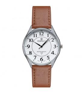 Zegarek Perfect G500 pasek brązowy