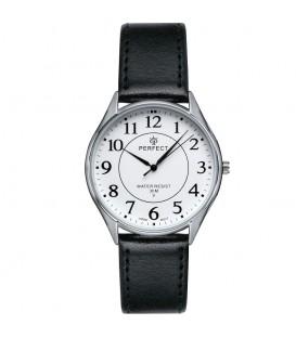 Zegarek Perfect G500 pasek ciemnobrązowy