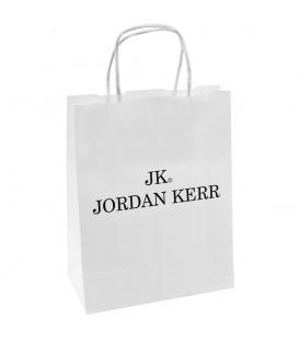Torebka biała papierowa Jordan Kerr