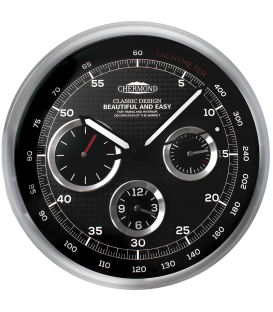 Zegar ścienny analogowy Chermond 1114
