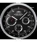 Zegar ścienny analogowy Chermond 9837 Ø 35,0