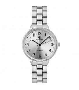 Zegarek Perfect G504 IPS srebrna  tarcza