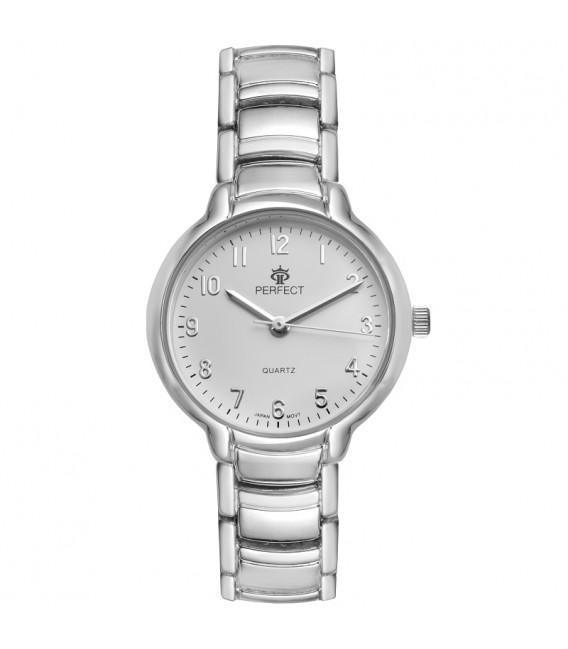 Zegarek Perfect G504 IPG srebrna  tarcza