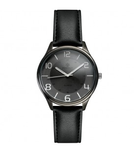 Zegarek Perfect G511 IPB  CZARNY PASEK napis PF czarny