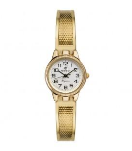 Zegarek  Perfect G176 GOLD tarcza srebrna