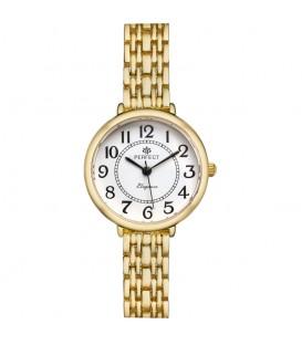 Zegarek Perfect  G179 GOLD srebrna tarcza