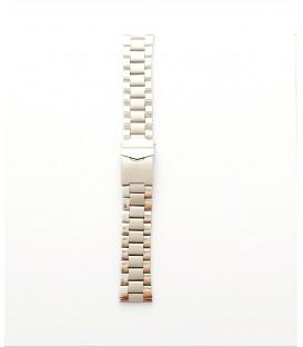 Bransoleta Lux  Silver -2 -22 MM