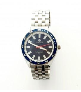 Zegarek PF P025 TARCZA GRANATOWA