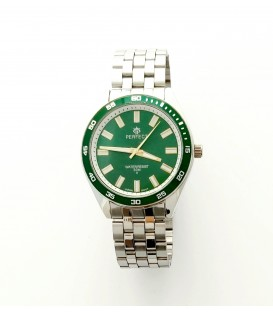 Zegarek PF P025 TARCZA ZIELONA