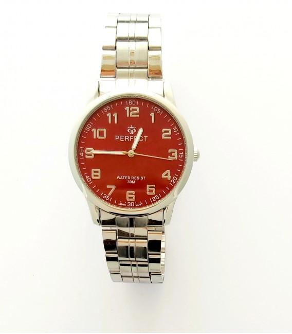 Zegarek Perfect  R417-N tarcza fluerescencyjna