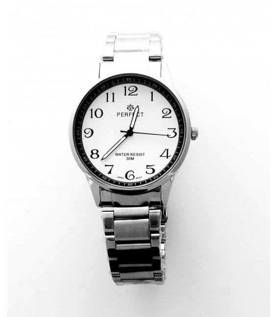 Zegarek Perfect  R418-G tarcza biała