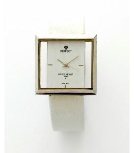Zegarek PF LW5305 biały pasek