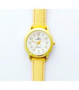 Zegarek PF A336 pasek żółty