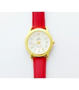 Zegarek PF A336 pasek czerwony