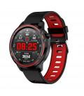 Smartwatch JK Active  JKA03  Czarny-czerwony