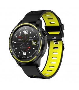 Smartwatch JK Active  JKA03  Czarno-zielony