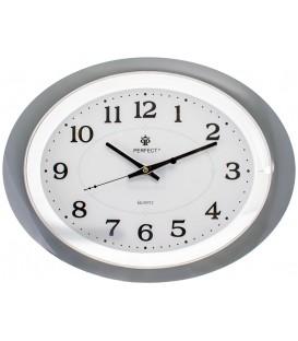Zegar ścienny  Perfect PW 032 szary  WYS-30,SZER-40