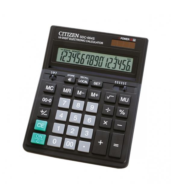 Kalkulator Citizen SDC-664S