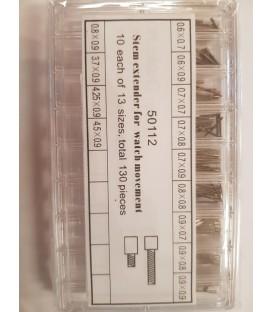 Zestaw przedłużek do wałków 50112 PB18-STEMEX01T