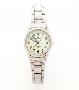 Zegarek Perfect P123 SILVER tarcza fluoroscencyjna