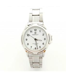 Zegarek PF P001 tarcza biała