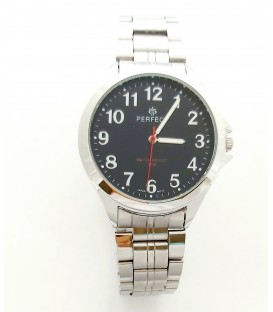 Zegarek PF R412 METAL TARCZA CZARNA