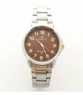 Zegarek PF P425  METAL  TARCZA ZIELONA