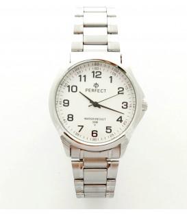 Zegarek PF P425  METAL  TARCZA BRĄZOWA