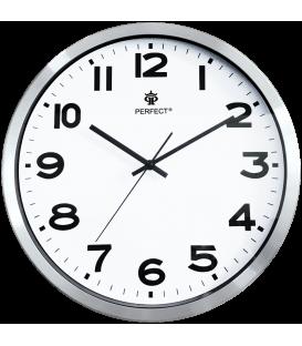 Zegar ścienny Perfect FX-3108 Aluminium