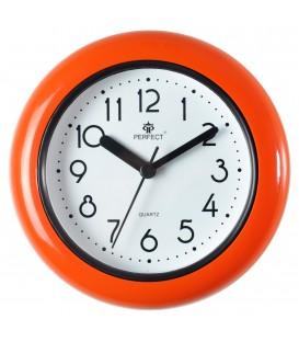 Zegar analogowy Perfect FX 019 czerwony