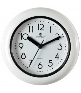 Zegar analogowy Perfect FX 019 biały