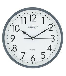 Zegar ścienny analogowy Perfect FX-5742 Grafit