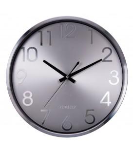 Zegar ścienny Perfect PW 267 srebrny
